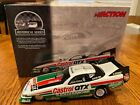 SIGNED 1990 John Force 124 Castrol GTX DIECAST First Championship