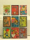 1993 Skybox The Simpsons Series 1 Insert Chase Trading Card Set