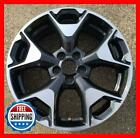 SUBARU XV CROSSTREK 2018 2019 2020 Factory OEM Wheel 17 Rim 68855 BLACK CNC A