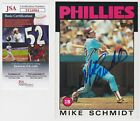 Mike Schmidt Cards, Rookie Cards and Autographed Memorabilia Guide 64