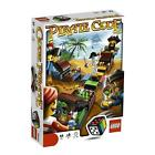 FACTORY SEALED 2010 LEGO PIRATE CODE GAME #3840- 2-4 players, 8+ age, 15-25 mins