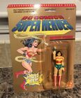 Wonder Woman Action Figures Guide and History 40