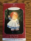 Madame Alexander Mop Top Wendy 1998 Hallmark Ornament 3 Doll Raggedy Ann Yarn