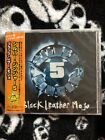 Silver Ginger 5 Black Leather Mojo Japanese CD Sealed The Wildhearts