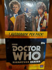 Doctor Who Signature Series Topps 2017 Trading Card Box 4 AUTOGRAPHS