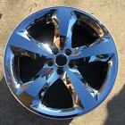 20 INCH DODGE CHALLENGER CHARGER 2011 2014 CHROME CLAD WHEEL OEM RIM 2411 2424