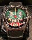 MEN'S CORUM BUBBLE DIVE BOMBER WATCH SPECIAL EDITION 2004 45mm - SERVICED