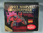 1993 ☆ MARVEL MASTERPIECES ☆ SERIES 2 ☆ FACTORY SEALED BOX ☆ NUMBERED ☆ L@@K!