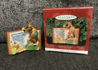 1999 Hallmark Keepsake Ornament Favorite Bible Stories David And Goliath