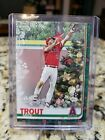 2019 Topps Holiday Box Mike Trout Short Print!!!