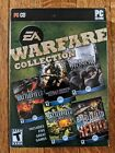 EA Warfare Collection Medal Of Honor Battlefield 1942 PC 2006 NEW SEALED