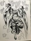 Doom Patrol Original Art Richard Case Grant Morrison Era Team