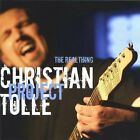 Christian Tolle Project-The Real Thing (UK IMPORT) CD NEW