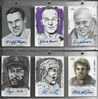 2015 Leaf Sports Heroes Masterworks Trading Cards 7