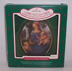 1986 Hallmark Art Masterpiece Series #3 LORENZO DI CRIDI  Madonna Child Infant