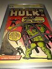 Stan Lee Signed Incredible Hulk 6 1963  CGC SS 50 Off White Pages