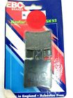 EBC Brake pads For Suzuki AP 50 MBK Booster FA206