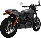 Hi Output Black Slip On Exhaust VaH 47943 For 14 20 Harley XG500 XG750 A