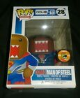 Funko Pop 2013 SDCC Exclusive Domo Man of Steel #28 Superman SHIPS FIRST DAY!