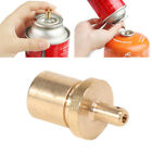 Gas Refill Adapter Outdoor Camping Stove Cylinder Filling Butane Canister RS