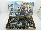 VINTAGE 1980 REVELL CHIPS TV SHOW KAWASAKI MOTORCYCLE 1/12 SCALE MODEL KIT