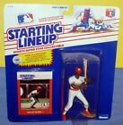 1988 WILLIE MCGEE St. Saint St Louis Cardinals Rookie *FREE s/h* Starting Lineup