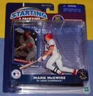2001 MARK MCGWIRE St. Louis Cardinals NM+ #25 * FREE s/h * Starting Lineup
