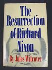 The Resurrection of Richard Nixon by Jules Witcover Inscribed  Signed 1970