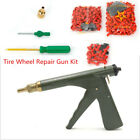 Tire Repair Plugger Tire Wheel Repair Gun Kit Mushroom Plug Probe Nozzle Fast !