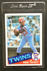 Kirby Puckett Lot, 1985 Topps Rookie Card #356 + Autograph + 38 more, Twins, HOF