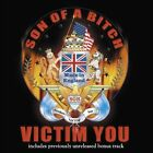 Son of a Bitch - Victim You New/Sealed 1996 Original Saxon members w/Thunderhead