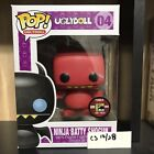 Funko Pop Uglydoll NINJA BATTY SHOGUN #04 SDCC 2012 Exclusive 480LE