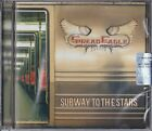 SPREAD EAGLE - Subway to the stars ( 2019 Frontiers cd / Brand new
