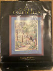 Evening Shadows Gold Collection a Counted Cross Stitch Design By Carl Valente