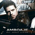 Amboaje-All About Living (UK IMPORT) CD NEW
