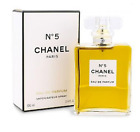 Chanel No.5 3.4 oz 100 ml Women's Eau de Parfum Spray New In Box