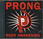 Prong Rude Awakening (remixes) RARE promo CD '96 (never played)