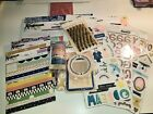 Maggie Holmes Willow Lane Collection Chipboard Paper Pad Embellishments Lot