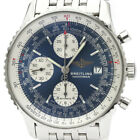 BREITLING Old Navitimer Steel Automatic Mens Watch A13322 BF507252
