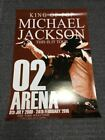 Michael jackson this is it o2 arena Venue poster Collectible goods