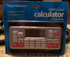 Weight Watchers Points Value Calculator and Tracker NEW Sealed