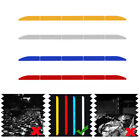 Car Warn Strip Tape Bumper Safety Stickers Paster Decals Reflective Accessories