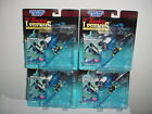 LOT OF 4 TOMMY MOE 1998 TIMELESS LEGENDS STARTING LINEUP