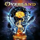 OVERLAND-CONTAGIOUS (GER) (UK IMPORT) CD NEW