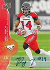 2017 Upper Deck CFL Football Cards 19