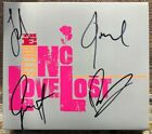 Signed The Rifles - No Love Lost - 3 X CD Digipak - COOKCD614X - 2015 Reissue