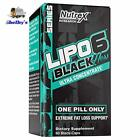 Nutrex Research Lipo-6 Black Hers Ultra Concentrate | Fat Burner Pills for Women