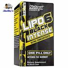 Nutrex Research Lipo-6 Black Intense Ultra Concentrate | Intense Thermogenic Fat