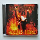 The Crown - Hell Is Here CD 1998 Metal Blade at the gates arch enemy defleshed