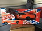 American Muscle Dukes of Hazzard 1969 Dodge Charger General Lee 118 01 NEW ERTL